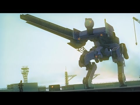 Metal Gear Solid: Peace Walker - Gameplay Walkthrough Part 40 - Metal Gear ZEKE Boss Fight