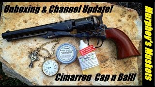 Cimarron Unboxing and Channel Update