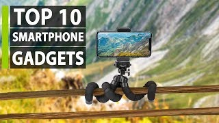 Top 10 Incredible Smartphone Gadgets on Amazon