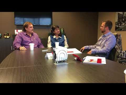 Gloria and Robert Testimonial