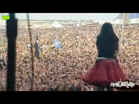 Evanescence Cloud Nine (Download Festival 2007) HD