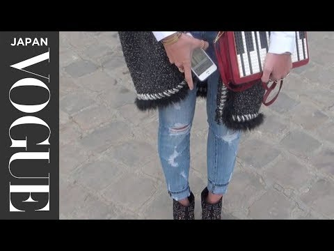 パリコレファッションチェック!2013年2月_デニム編_Vogue Japan