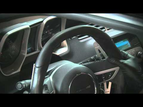 How To: Installing Hurst's 2010-up 5th Gen Camaro Paddle Shifter