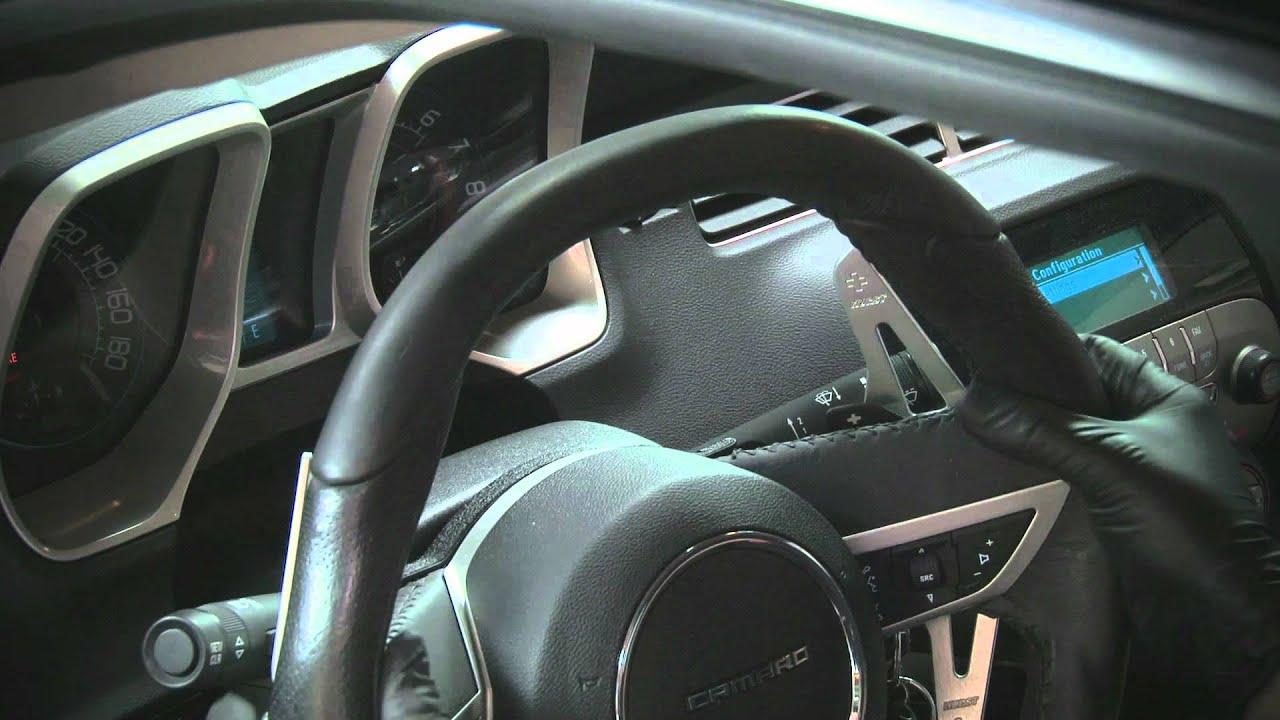 how to installing hurst 39 s 2010 up 5th gen camaro paddle. Black Bedroom Furniture Sets. Home Design Ideas
