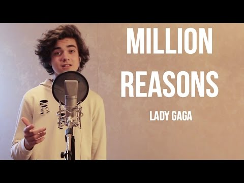Million Reasons - Lady Gaga (Cover by Alexander Stewart)