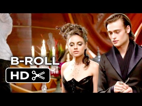 Jupiter Ascending BROLL 2 2015  Mila Kunis, Douglas Booth Movie HD