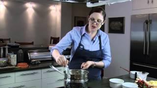 Chocolate & Cream Cheese Fondue : Recipes for Chocoholics