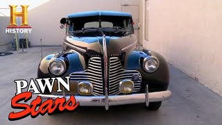 Pawn Stars: LOW OFFER IRRITATES SELLER OF O.G. CAR (Season 9) | History