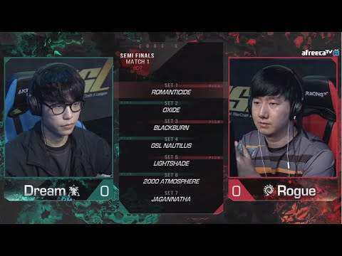 Dream vs Rogue - GSL 2021 S1 Ro4 G.7