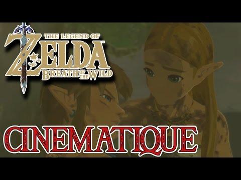 CINEMATIQUE : TOUS LES SOUVENIRS FR - Zelda Breath Of The Wild