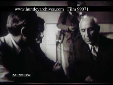 Iranian Oil Crisis, 1951 - Film 99071