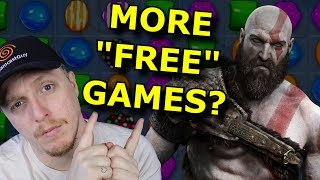 "Are ""Free To Play"" Games a Growing Problem?"