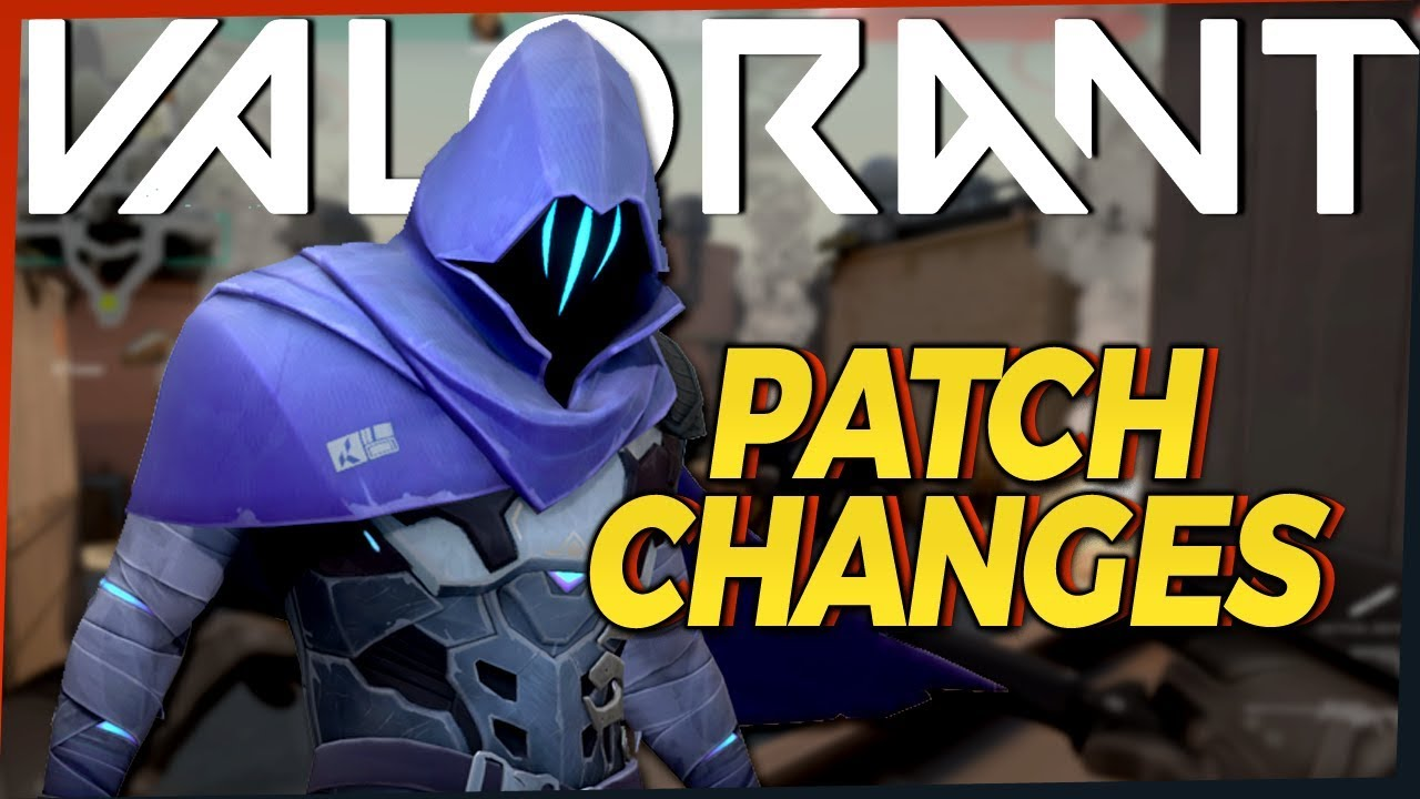 Valorant Patch Changes Sage Nerf - Omen Buff - Ranked Mode Soon! and More!