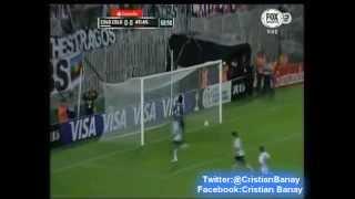 (Relato Emocionante) Colo Colo 2 Atlas 0 (Dale Albo Radio ) Copa Libertadores 2015 Los goles