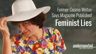 Former Cosmo Writer Says Magaz…