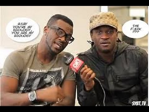 Singers P SQUARE Full Biography,Life And News