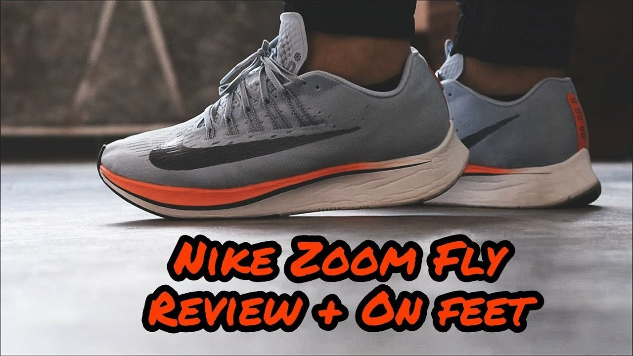 6b202411650a Nike Zoom Fly Review + On foot (After 1 Month of wear) - YouTube