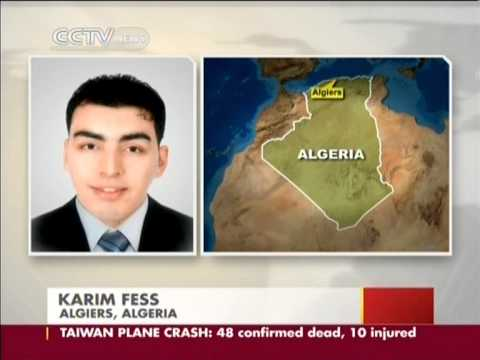 Algerian PM: Air Algerie AH5017 vanished in E.Mali