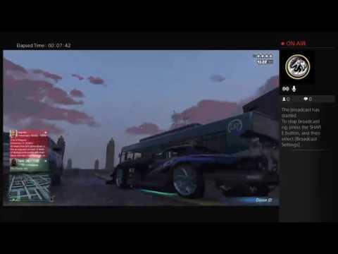 GTA 5:The Thunders Revenge