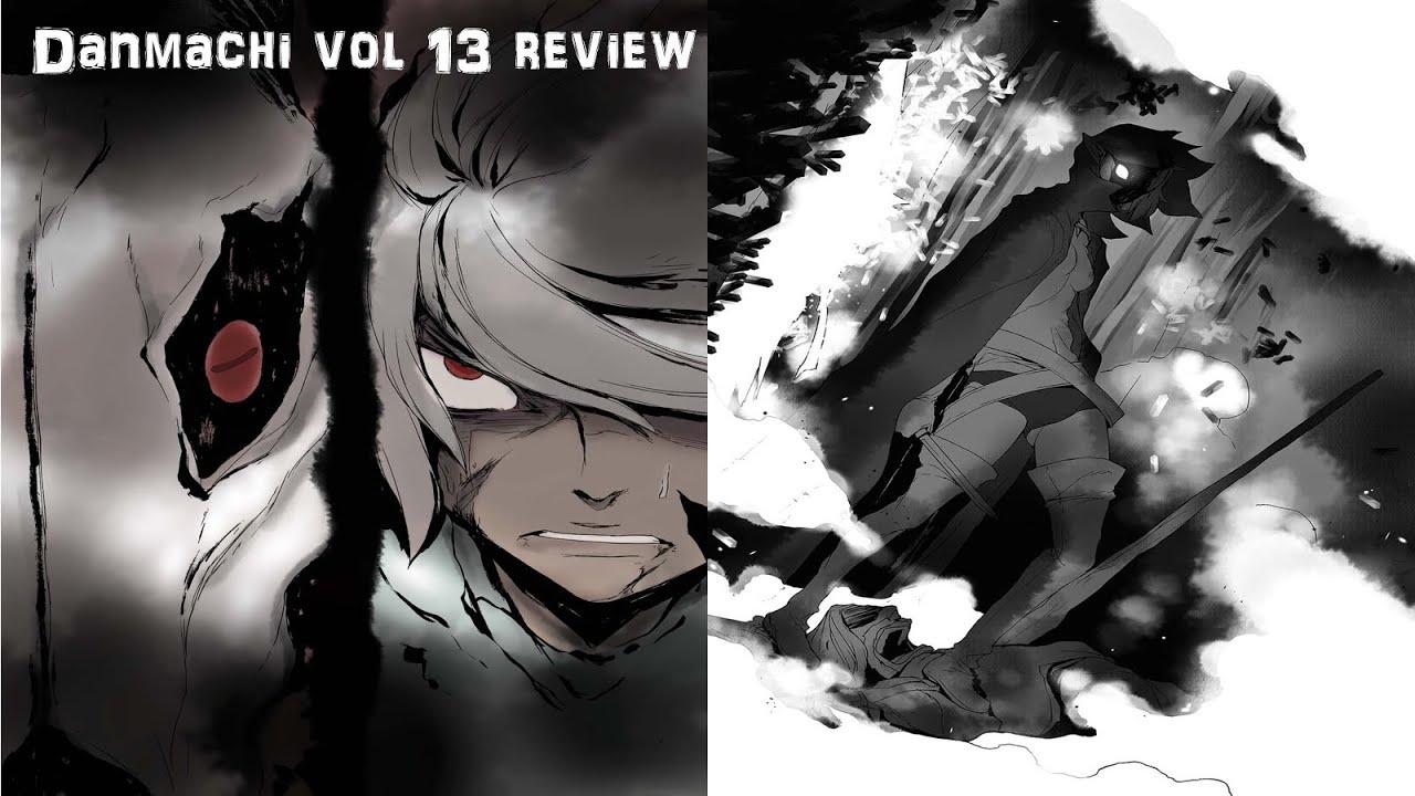 Danmachi Volume 13 (Light Novel) Review