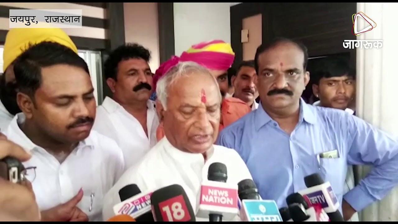 जयपुर:अमित शाह कार्यकर्ताओं को देंगे जीत का मंत्र
