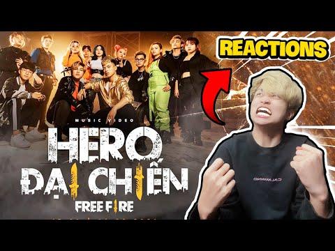 SIRO CHÁY HẾT MÌNH TRONG HERO ĐẠI CHIẾN FREE FIRE - MỞ ĐẦU NĂM MỚI BẰNG CÁI TOP 2