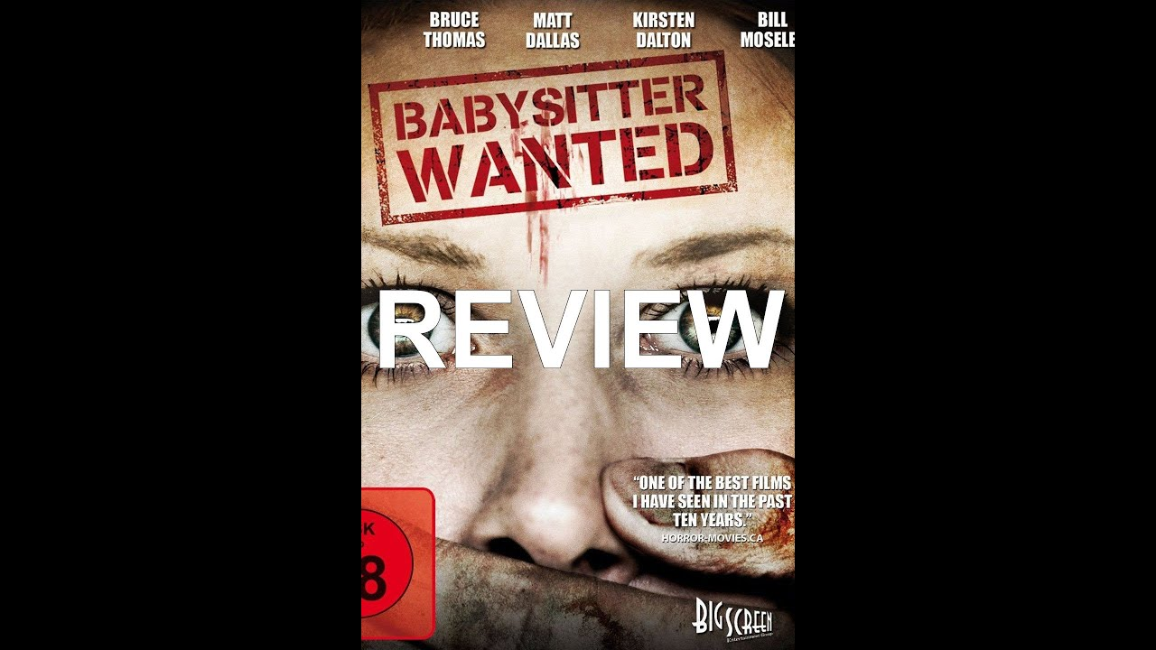 Babysitter Wanted review - YouTube
