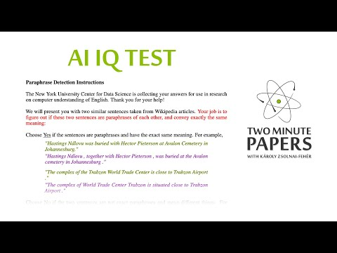 """AIs Are Getting Too Smart - Time For A New """"IQ Test"""" 🎓"""