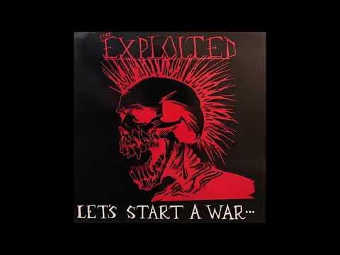 The Exploited - Eyes Of The Vulture