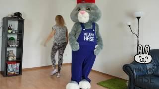 Уроки танцев для детей || Tanz mit Hase - онлайн школа танцев || Урок 2