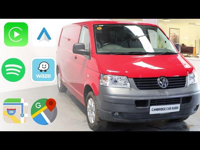 VW T5 - Apple Car Play, Android Auto, Audison speaker upgrade, Pioneer AVH Z9200 radio upgrade
