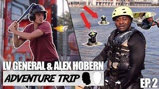 LV GENERAL & ALEX HOBERN BECOMES BASEBALLERS    ADVENTURE TRIP   EPISODE 2