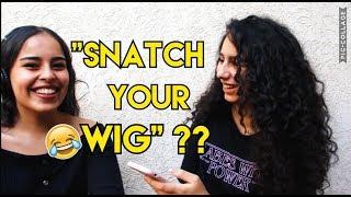 HILARIOUS WHISPER CHALLENGE ft Maria Atwani