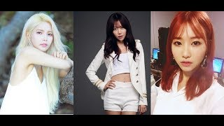 Mamamoo Solar VS Melody Day Yeoeun VS Matilda Haena