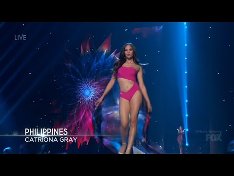 Miss Universe 2018 - Catriona Gray Philippines Highlights [HD]