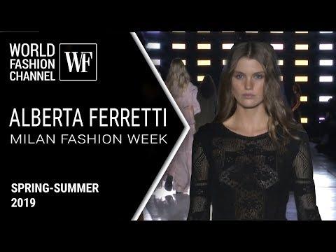 Alberta Ferretti spring-summer 2019 Milan fashion week