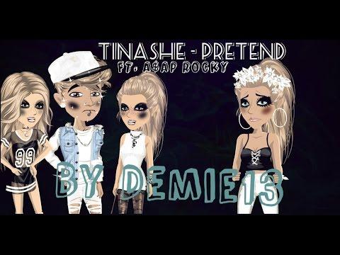 Tinashe - Pretend ft. A$AP ROCKY - MSP Version