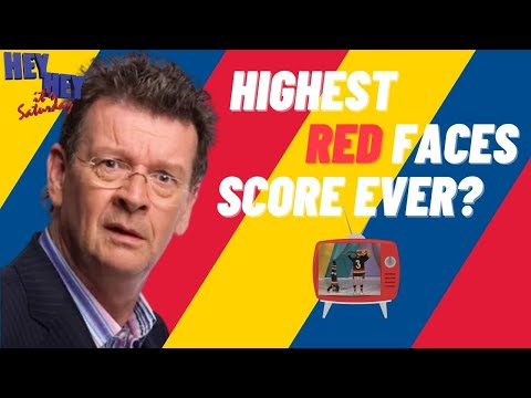 Highest Red Faces Score Ever