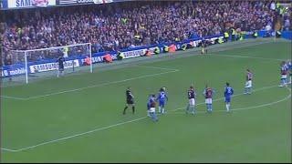 Video Gol Pertandingan Aston Villa vs Chelsea
