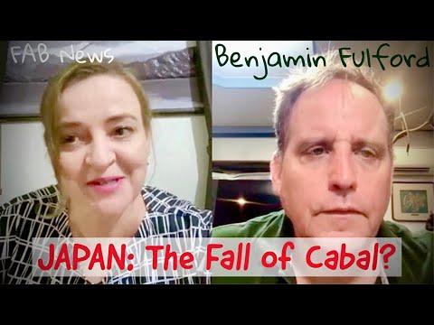 Benjamin Fulford on the sudden resignation of Japan Prime Minister Shinzo Abe -  breaking news!