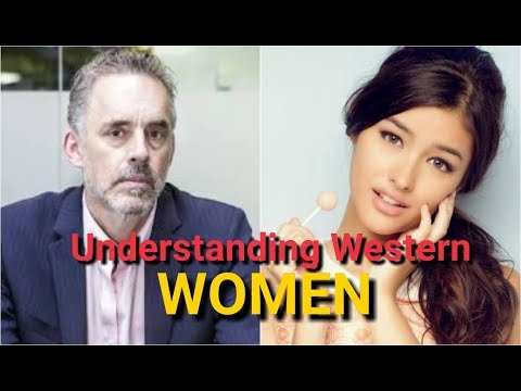 EXPOSED!! JORDAN PETERSON: WHAT WESTERN WOMEN REALLY WANT