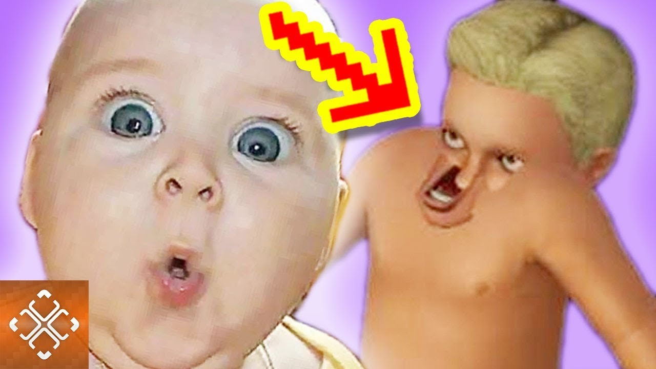 HILARIOUS Video Game Glitches You Havent Seen YouTube - 26 terrifying video game glitches hilarious