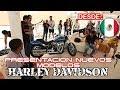 Presentación de modelos Harley-Davidson 2018 en México