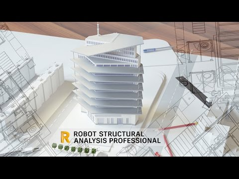 Learn Robot Structural Analysis Professional 2017 (For Beginners) - Online Classes