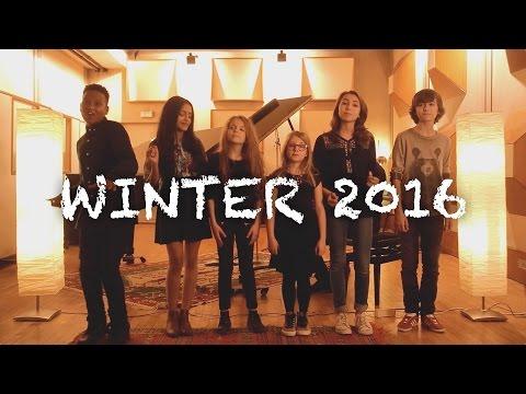 Kids United - Winter 2016 ;-)