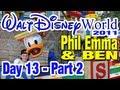 Disney World Vacation 2011 - Day 13 - (2 of 3) - Magic/Epcot/Hollywood