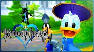 Kingdom Hearts #1 - Księżycowa Foka!