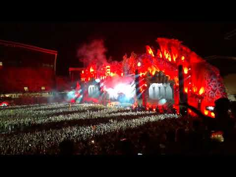Axwell Ingrosso Untold set
