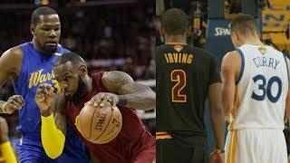 NBA Finals Prediction! 2017 Cavs vs Warriors, LeBron James vs Kevin Durant