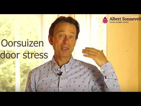 Oorsuizen door stress - tinnitus